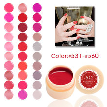 #531-560 CANNI New art painting Soak Off UV/LED Gel 5 ml 141 Colors Gel Nail Lacquer uv led Varnish CANNI painting gel