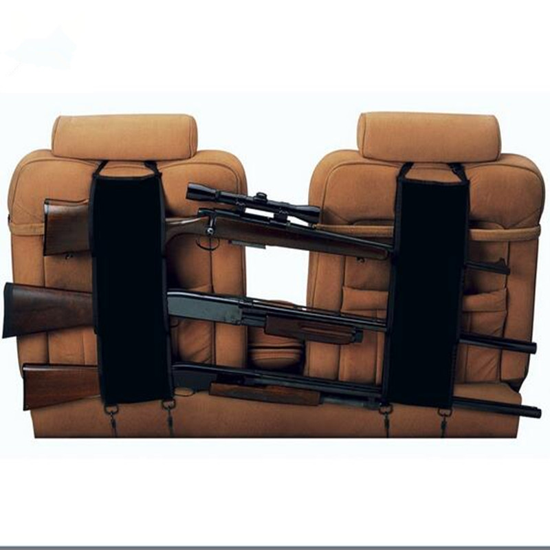 Car-back-seat-gun-sling-can-hold-3-rifles-vehicle-organizer-hunting-shotgun-storage-rack-for