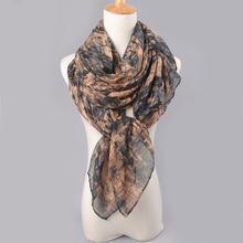 2017 High Quality Women Cotton Scarf Voile Viscose scarf Solid Warm Printing Fashion Autumn Winter scarf Shawl wrap