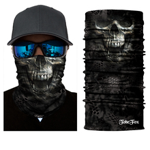 White Skull Mite Pattern Bandana Balaclava Outdoor Hunting Breathing Motorcycle Cycling Protecti Windproof Ski Cap Drop Shipping