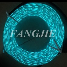1M 3M 5M  15FT EL chasing wire/EL glowing wire/EL running cable Led strip LED Lamp neon rope thread with Car Plug 12V DC 12V
