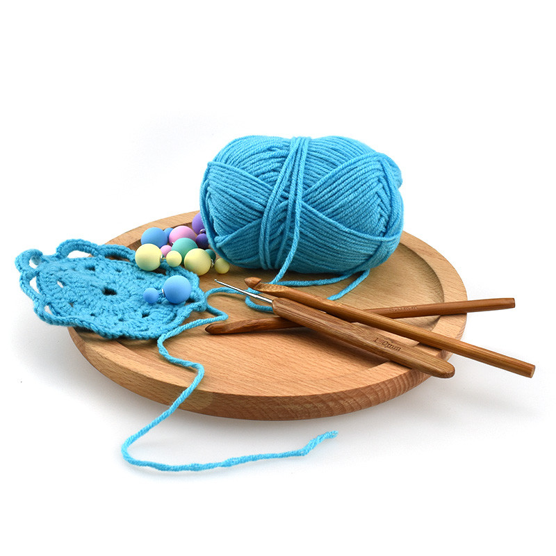 bamboo crochet needles set (16)