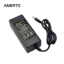 1PCS 5.5mm x 2.1-2.5mm AC/DC Adapter Converter DC 12V 5A 60W Power Supply Charger for 5050 5630 3528 SMD LED Strip light