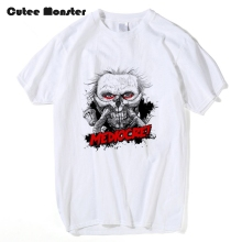 Movie Mad Max Fury Road Immortan Joe Tees Men 100% Cotton Short Sleeve T-shirts Tee Mediocre Letter Top Clothing 3XL
