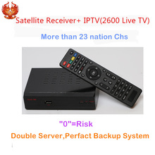 HAOSIHD 1 Year Europe France Sweden iptv decoder Linux Cccam satellite receiver free 2600 Live TV Sport Movies News Kid(China)