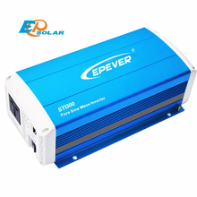 EPSOLAR 300W 300Watt STI300 12V 24V input 220V 230V Output Pure Sine Wave Inverter for solar home system Mobile APP EPEVER