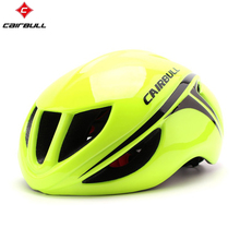 CAIRBULL Cycling Helmet Aerodynamic Road MTB Lightweight Bicycle Helmet Safety Equipment  Ergonomic Design Bike Performance