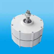 Low speed 600w PMG permanent magnet alternator AC output for wind turbine use