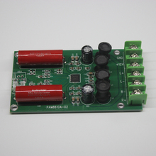 PAM8610 Audio Power HIFI Amplifier/amplificador 12v Board Module with Over current temperature protection(China)