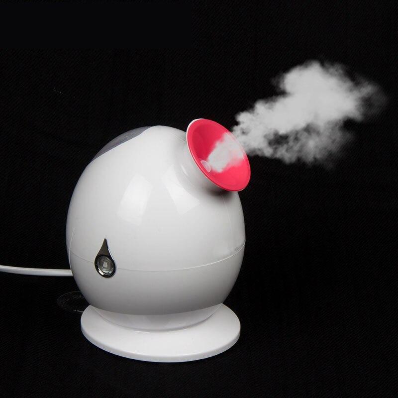 Ultrasonic facial Hydrating Machine Nano Sprayer Facial Steamer Summer moisture beauty care steamer face Spa 220-240V<br>