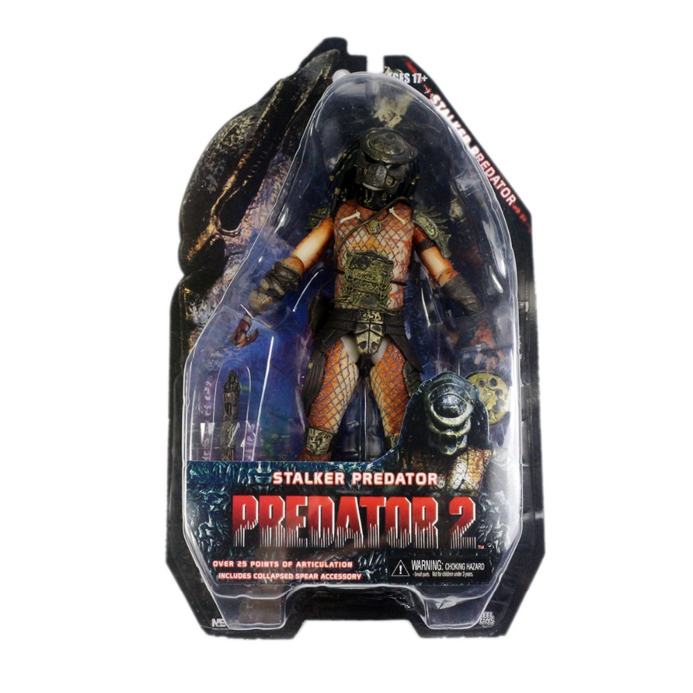 Stalker Predator 2 Baby Boar 7 Action Figure New in Box Free Shipping<br>