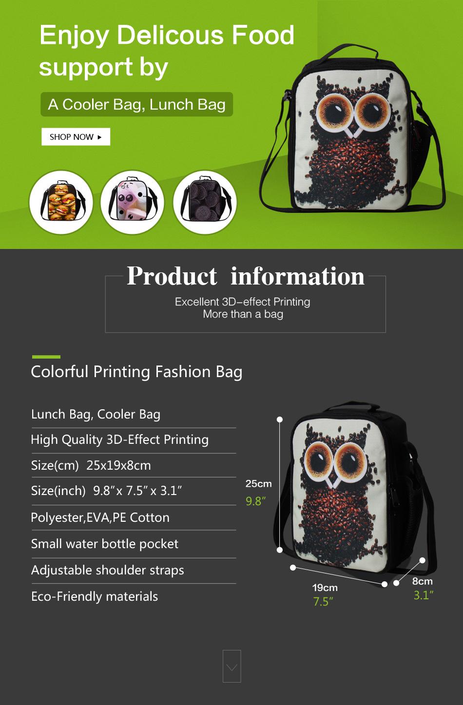 1 cooler bag