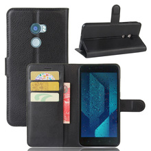 book style wallet leather Case for HTC ONE X10 E66 case with card slots holders phone case