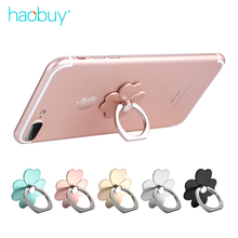 Haobuy Universal 180 Degree Pop Phone Stand Mount Finger Ring Socket Grip Holder For Smartphone Pad iPhone Samsung Phone Holder