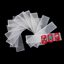 1pack 40pcs Nail Art Clear False Tips Display Stand Holder Practice Training Tools Polish Gel Rest Holder Showing Tools CH151(China)