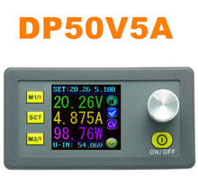 DP50V5A Constant Voltage tester Current meter LCD Display Voltmeter Step-down Programmable Power Supply Module Ammeter 13% off(China)