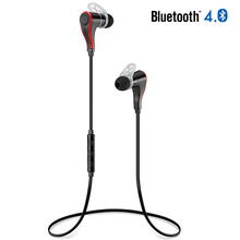 Tiny Control Board Bluetooth Earphone Wireless Headset With 4 languages Prompt Sweatproof Stereo Wireless Earbuds For Sport Car
