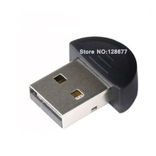 Bluetooth USB 2.0 Dongle Adapter smallest bluetooth USB Bluetooth Receiver Adapter V2.0 EDR USB Dongle 100m for PC Laptop