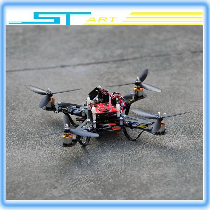 FPV Quadcopter RC helicopter Fiber X240 frame Kit MINI Outdoor 4-axis aircraft Free Shipping<br>