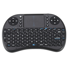 Mini 2.4G Wireless Keyboard Handheld Air Mouse Touchpad Remote Control for Xbox360/PS3/Andriod TV Box Smart TV HTPC IPTV PC Pad(China)