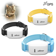 Hot dog GPS tracker waterproof ET09 with Free collar Mini Global Locator Real Time Kid Pet GPS Tracker GSM/GPRS Tracking Tool