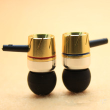 10mm metal headphone shell for diy eraphone headset