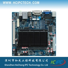 HCIPC M4231-5 ITX-HCM25E21A,Atom D2550 Mini ITX Motherboard(China)