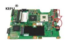 KEFU PARA Hp Compaq Cq50 Cq60 Laptop Motherboard 501266-001 DDR2 48.4H501.041(China)