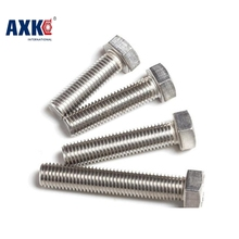 Buy 2017 Drywall Screws Parafusos 10pcs/lot Din933gb5783 M8x75 Mm M8*75 304 Stainless Steel Hex Bolts Outside Hexagonal Screw for $9.82 in AliExpress store