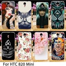 TAOYUNXI Soft Smartphone Cases HTC Desire 620G HTC Desire 820 Mini D820mu Dual Sim 820mini 620 G Case Hard Cover Sheath Bag
