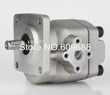Hydraulic oil pump high pressure gear pump HGP-2A-F9R(China)