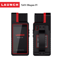 Launch automotive scanner X431 Diagun IV diagnostic-tool with Wifi Bluetooth adapter 2 Years Free update diagnostic tool(China)