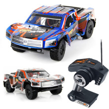 1:12 RC Monster Truck 2.4G Off-Road Truck 60km/h Highspeed Brushless RC Cars Boys Top Toys Remote Control Vehicles(China)