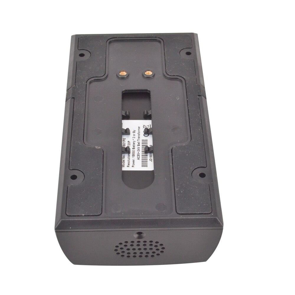 CTVMAN Wireless Video Door Phone Doorbell Camera Battery Doorphone Video Intercom System Wifi Doorbells with PIR & SD Card16