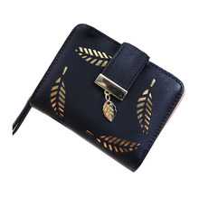FGGS-Luxury Women Wallet Purse Female Small wallet lady short Wallets