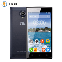 New Cheap Smart phone Original THL T6C 5.0inch MTK6580 Quad Core 1.3GHZ Android 5.1 Mobile Phone 1G RAM 8G ROM GSM/WCDMA DualSIM(China)