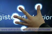 60 inch Infrared Touch Panel for Digital Signage /-6 Touch Points ,Sunrise - Noon - Sunset