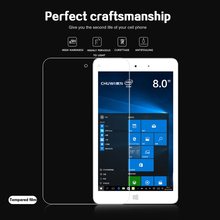 "Premium Anti-shatter tempered glass film Chuwi hi8 pro/ vi8 plus 8.0"" Screen Protector Tablet PC Film Safety Package"
