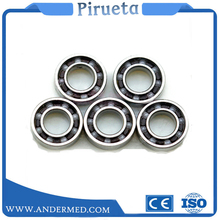 10pcs Hot sale MBM dental ceramic bearing 3.175x6.35x2.38 Ceramic Ball 7/8 beads for dental high speed hand piece accessories