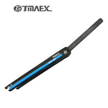 TMAEX-Full Carbon Fiber Road Bike Fork/Carbon Fibre Forks/Carbon Fork Road Bike Forks 700mm  28.6 mm 370g Specials Free shipping