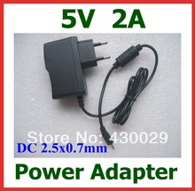 10pcs Tablet Charger 5V 2A Power Supply for Yuandao N70 N80RK Q88 Cube U18GT U35GT2 U39GT Freelander PD500C Ainol AX10 V88