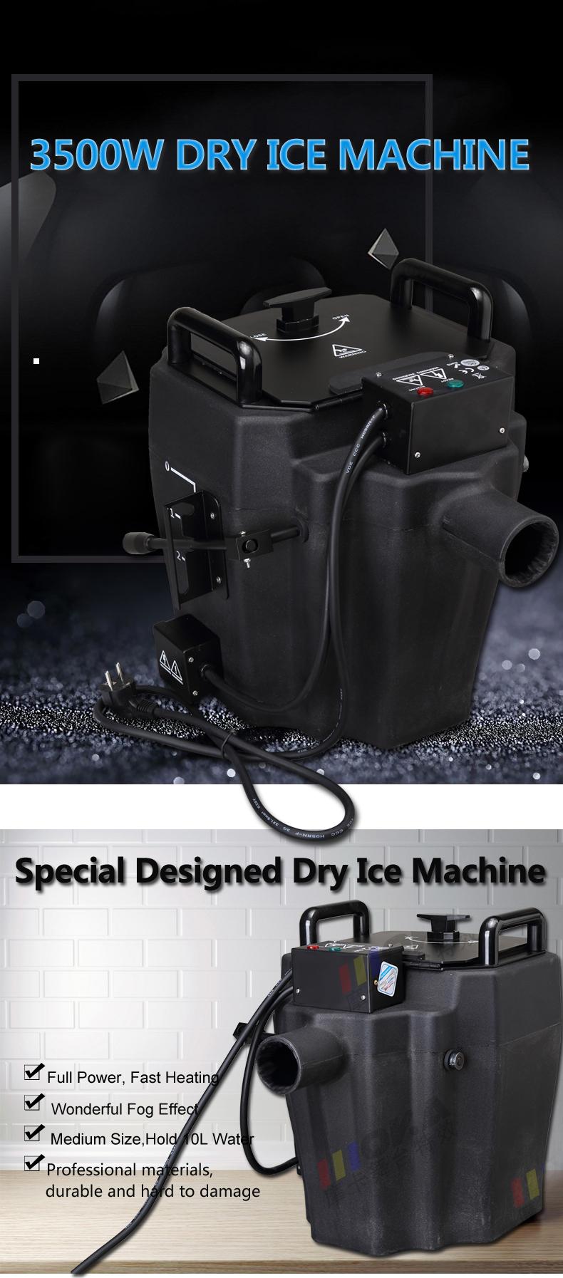 3500w dry ice machine 1