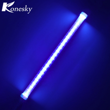 30cm LED Germicidal Ultraviolet Lamp UV Light Bar Sterilamp Fresh Air 2835SMD for Bathroom Kitchen Toilet Bedroom AC 85-265V(China)