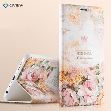 High Quality 3D Relief Pattern PU Leather Flip Cover Case For Meizu M3E M3 E Stand Function Smart Phone Bag