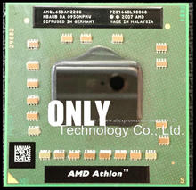 free shipping  AMD Athlon 64 X2 QL65 AMQL65DAM22GG 2.1GHz Socket S1 S1g2 Laptop CPU Processor