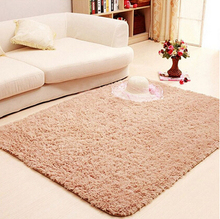 Hot New Fashion  Solid Color 100X100CM Living Room Modern Furniture Mat Floor Mat Cover Carpets Floor Area Rug