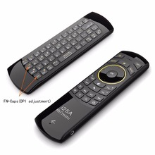 Rii 4-in-1 Multifunctional Wireless Mini Keyboard Fly Mouse Audio Feature Infrared Remote For Notebook PC(China)