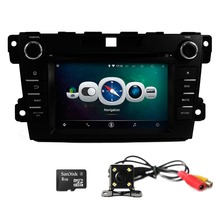 For mazda cx 7 mazda cx7 2din car dvd gps android 4.4 1024*600 Quad core RK3188 with WIFI 3G GPS Capacitive car stereo Car radio