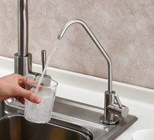 Free shipping SUS304 Stainless Steel Drinking Water Faucet, Purify Water Tap, Purifying Tap 307