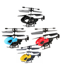 Buy  (In Stock)High QS QS5012 2CH Infrared Semi-micro RC Helicopter CJ91263 Kids Gift Present Children Toys RTF Ready Fly for $6.76 in AliExpress store